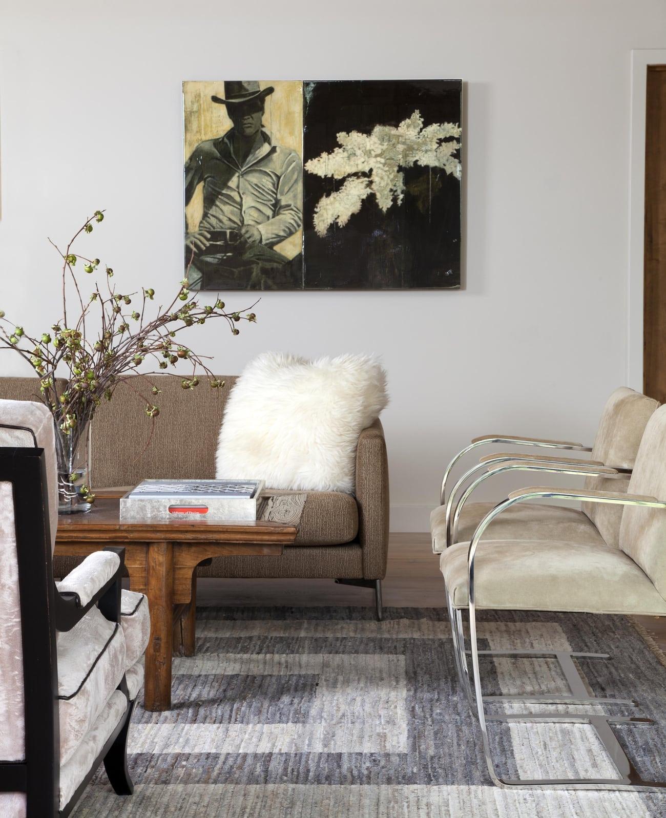 Spanish home design interior design style