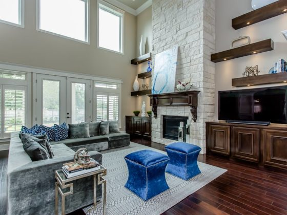 Chase Dowell is an interior designer in Houston