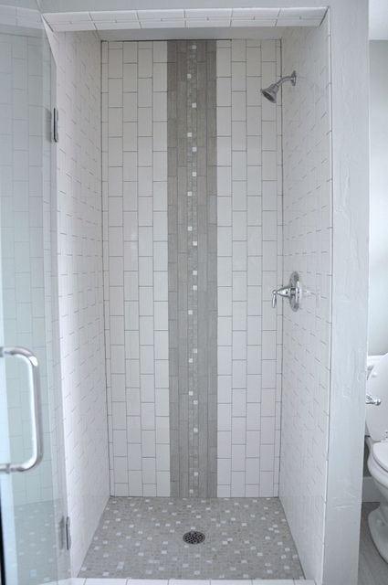 white subway tiles