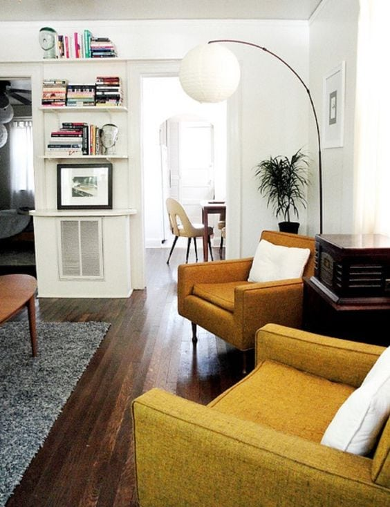 8. Layout Ideas for your square living room