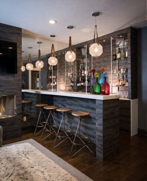 Home Bars Design Ideas: 7 Home Bar Ideas You AND Your Guests Will LOVE! For 2020