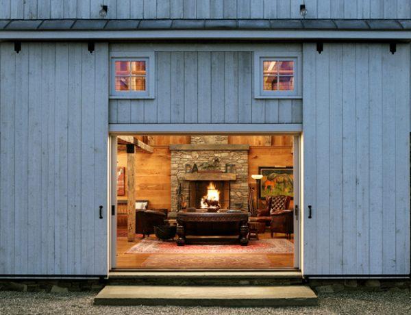Barn renovation