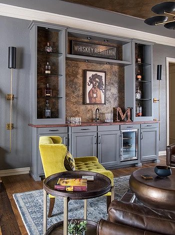 7 Home Bar Ideas You And Your Guests Will Love For 2020