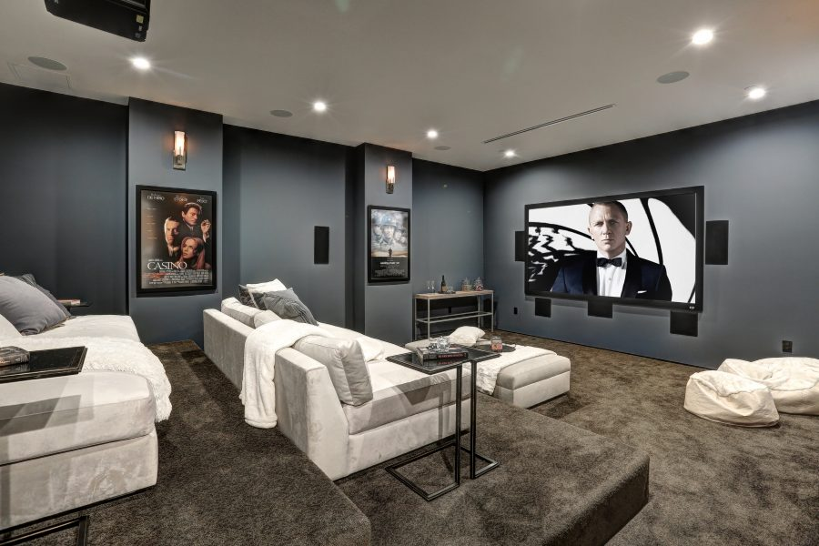 home theater, home entertainment
