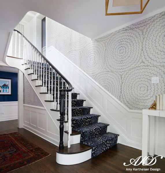 entryway wallpaper