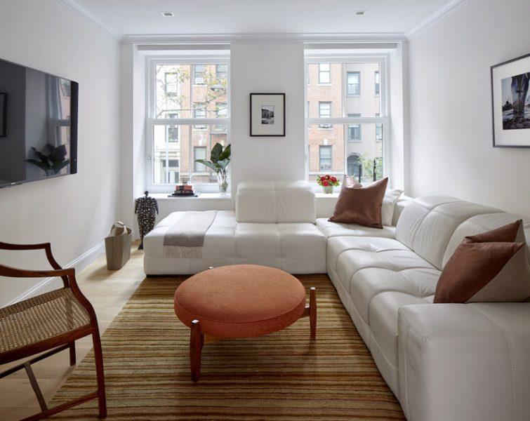 leather sofa, white leather sofa