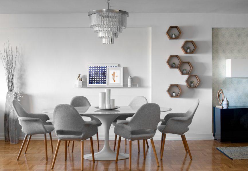 gray cordelia chairs