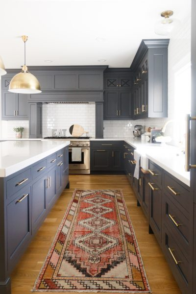 How To Style Blue Kitchen Cabinets In 2020 On Roomhints Com