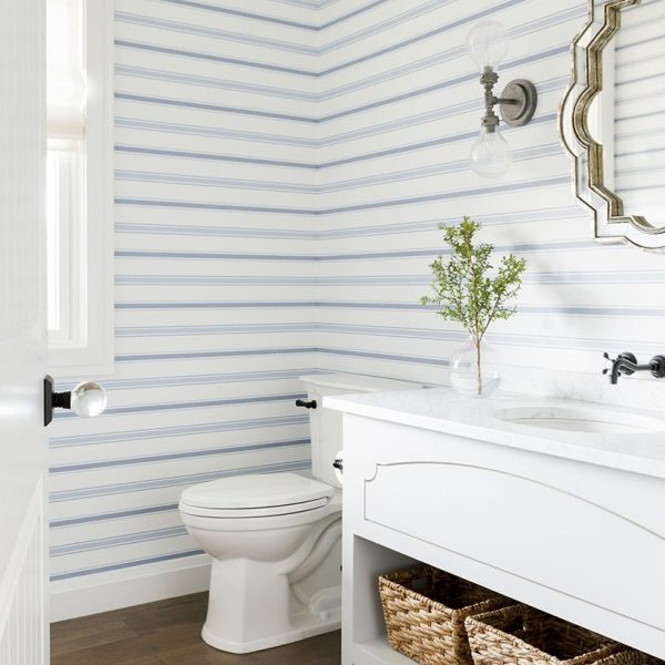 18 Amazing Bathroom Wallpaper Hints Roomhints Com