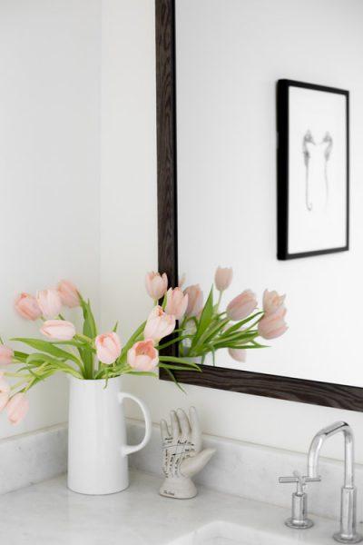 bathroom mirror, bathroom vanity