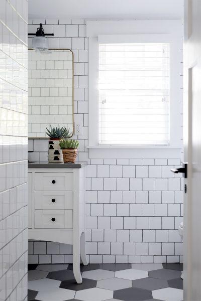 bathroom tile, white subway tile, subway tile, bathroom remodel