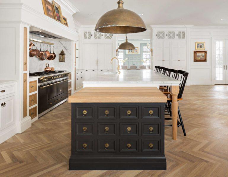 antique kitchen design