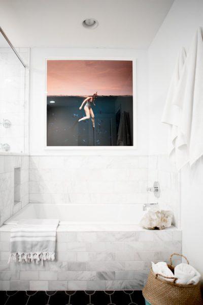 built in tub, drop in tub, bathroom remodel, bathroom tile