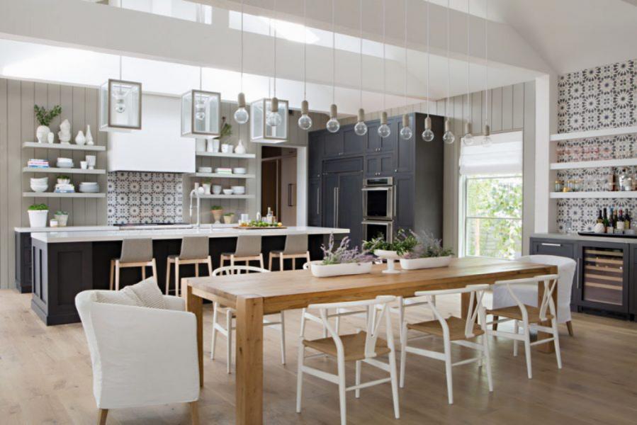 lighting ideas for kitchen