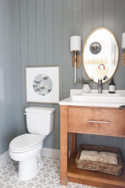 bathroom vanity, bathroom vanity ideas, bathroom remodel, modern farmhouse bathroom, cottage bathroom, cottage vanity