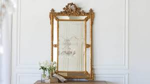 Antique French Mirror Feng Shui