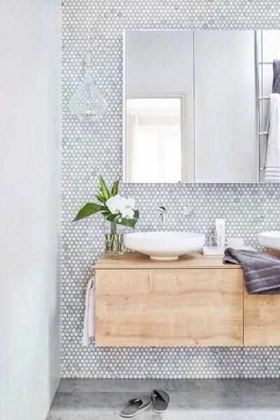 10 Bathroom Tile Hints In 2020, Penny Tile Bathroom Ideas