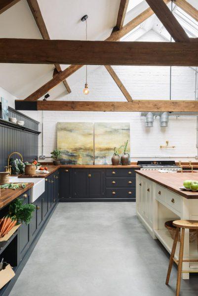 blue cabinet kitchen ideas