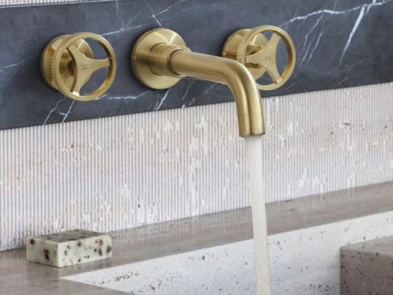 Beautiful Designed Bathroom Faucet
