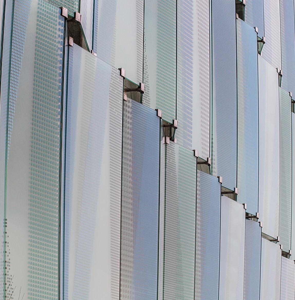sustainable glass windows