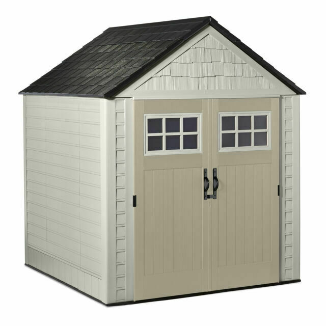 large outdoor storage shed