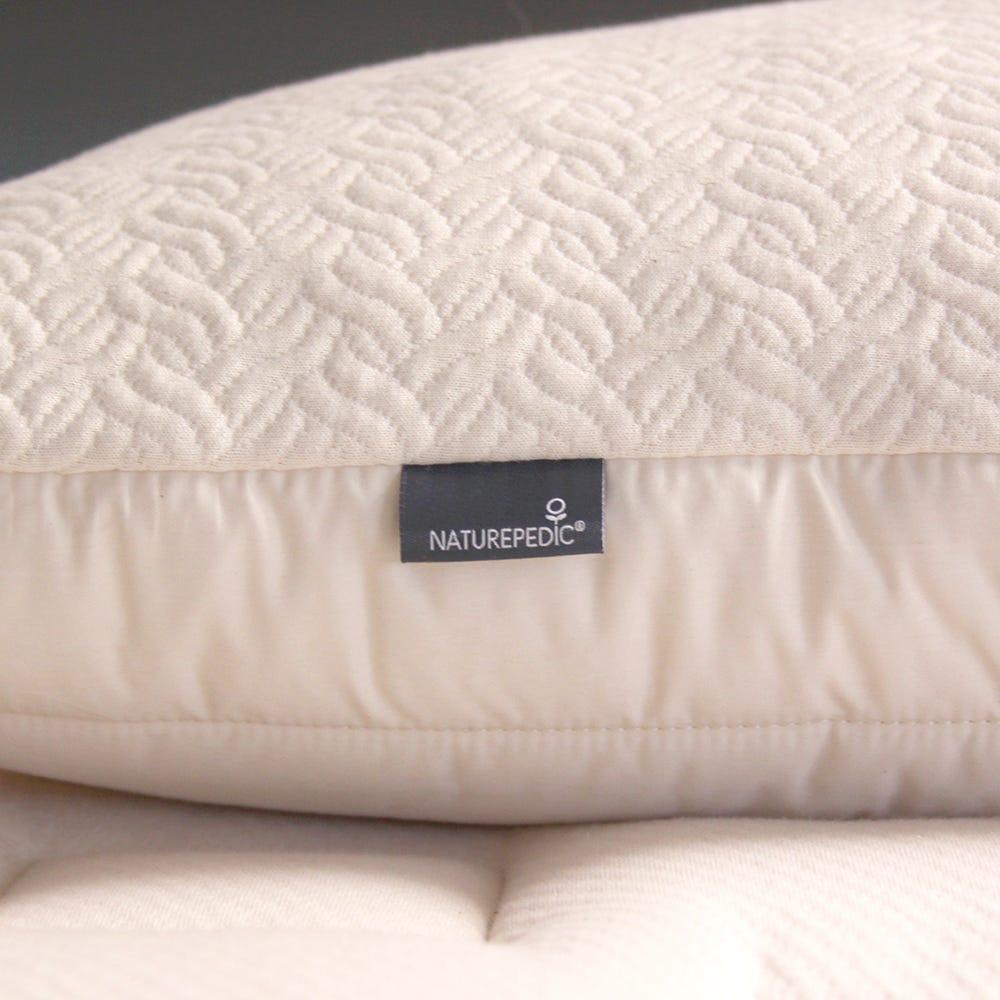 Naturepedic 2-in-1 Pillow